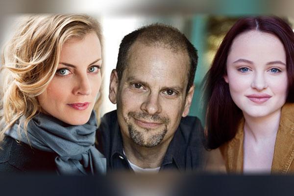 Jana Lee Hamblin, Ron Boyd & Riley Stewart