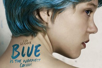 "No. 100, ""Blue is the Warmest Color."""