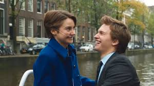 Shailene Woodley and Ansel Elgort have the time of their lives in Amsterdam, Netherlands.