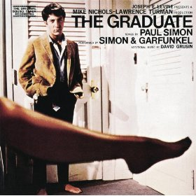 CLASSIC SOUNDTRACK The music of 'The Graduate,' by Simon & Garfunkel, helped define a generation.