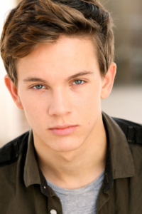 STAGE STAR Austin McKenzie will bring Ben Bentley to life. (Click to view full size)