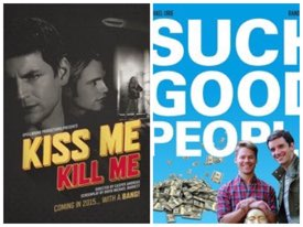 UPCOMING FILMS, 'Kiss Me, Kill Me,' and 'Such Good People,' feature Will and R.J.