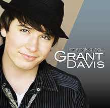 GRANT DAVIS' first EP, 'Introducing,' is available on iTunes.