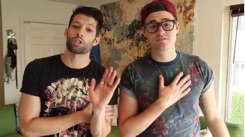 POPULAR YOUTUBERS Will and R.J. will be vlogging from the set of 'Something Like Summer.'